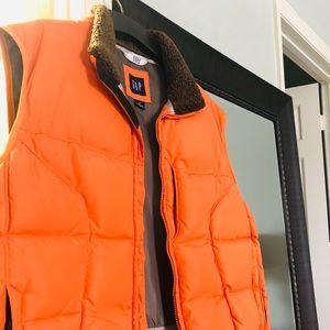 M Gap Orange Vest